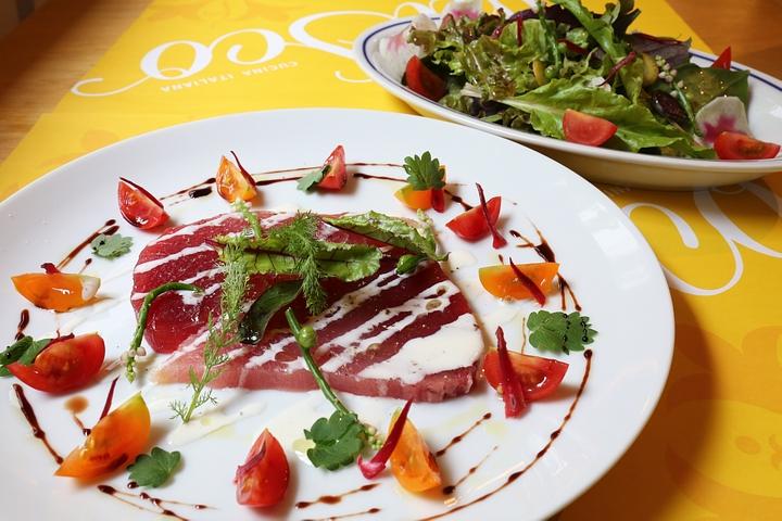 品尝冲绳食材的绝佳意式餐厅