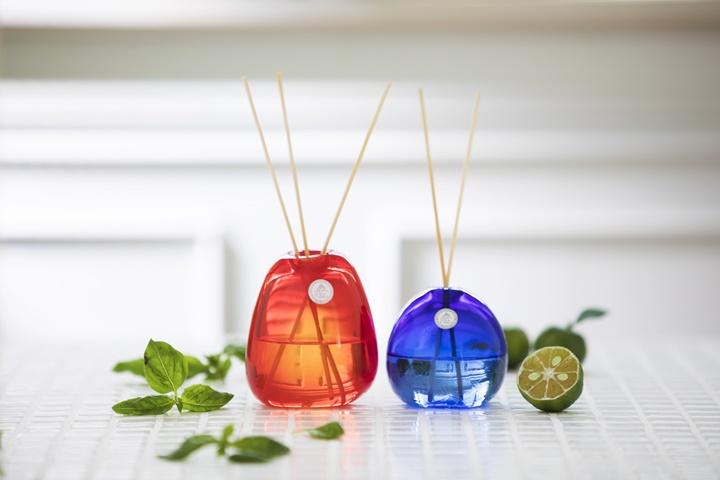 清新的香气;「觉得浪费」下所诞生的冲绳香檬小物