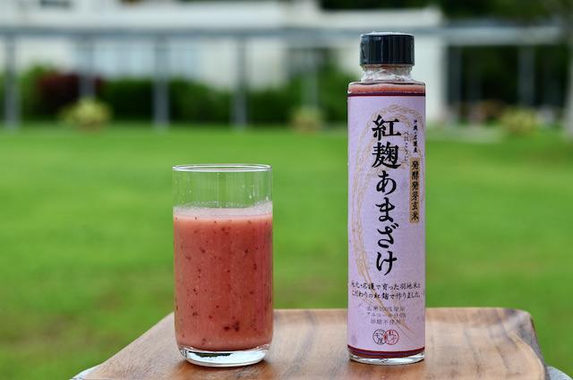 冲绳传统文化中所诞生的超级食物『发酵发芽玄米 红曲甘酒』