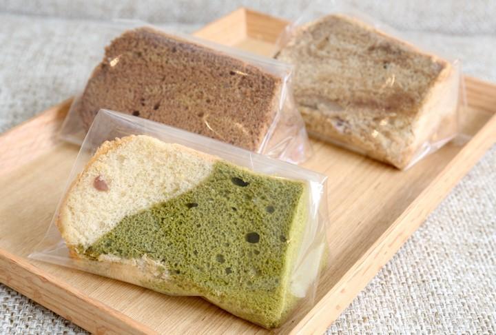 蓬松湿润♪ 因为单纯所以美味的戚风蛋糕『kotori 烧果子店【那霸】』