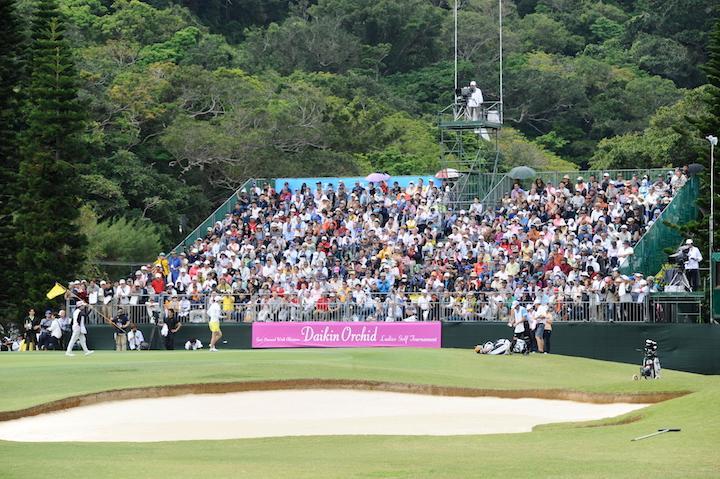 观看『第32届 Daikin Orchid女子高尔夫锦标赛』的建议