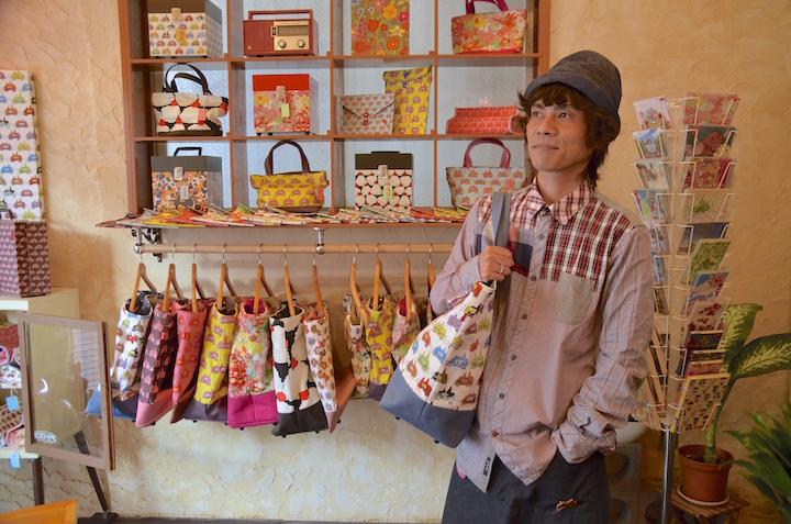 代表冲绳的创意团体企划出独特设计的杂货店! !【Atron SHOP(冲绳市)】